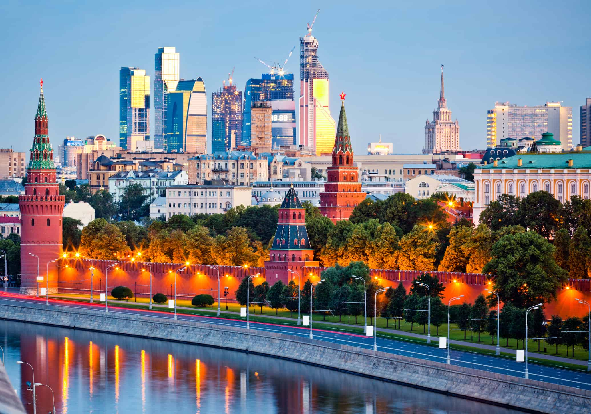 Moscow  is the capital of fashion; luxury hotels; trendy venues;  frick bars; gastronomic restaurants; chic military activities; supercars and limousines.